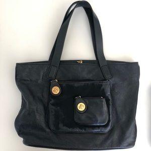 Marc Jacobs Leather Bag Black